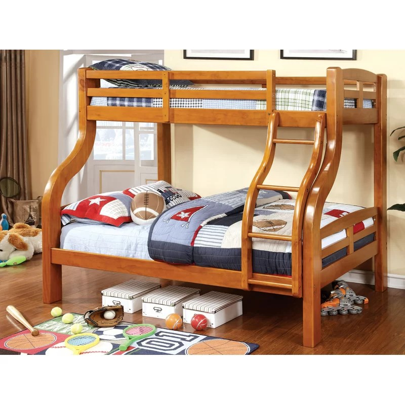woodcliff twin over full bunk bed