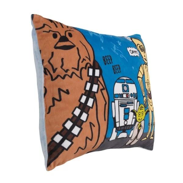 star wars pillow case