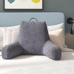 cobb bed backrest pillow