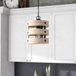 Rustic Pendant Lighting Free Shipping Over 35 Wayfair