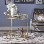 Gold Bar Carts You Ll Love In 2021 Wayfair