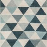 Well Woven Mystic Alvin Modern Geometric Trellis Dark Blue Area Rug Reviews Wayfair Ca