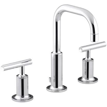 luxury industrial bathroom sink faucets