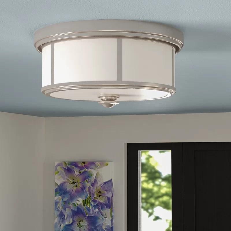 Contemporary Modern Flush Mount Ceiling Lights