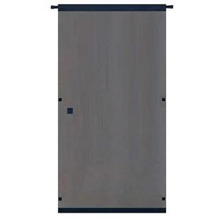 plastic sliding track screen doors