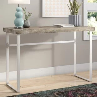 Console  Sofa  and Entryway Tables   Joss   Main Ponticus Console Table