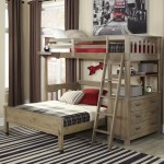 Gisselle L Shaped Bunk Beds With Drawers And Shelves Reviews