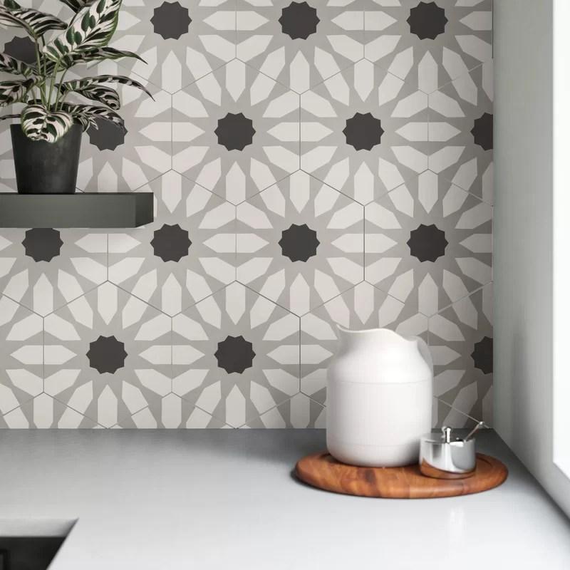 dearborn 9 x 10 porcelain field tile