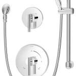 Symmons Dia Pressure Balanced Diverter Handheld Shower Trim Only Reviews Wayfair