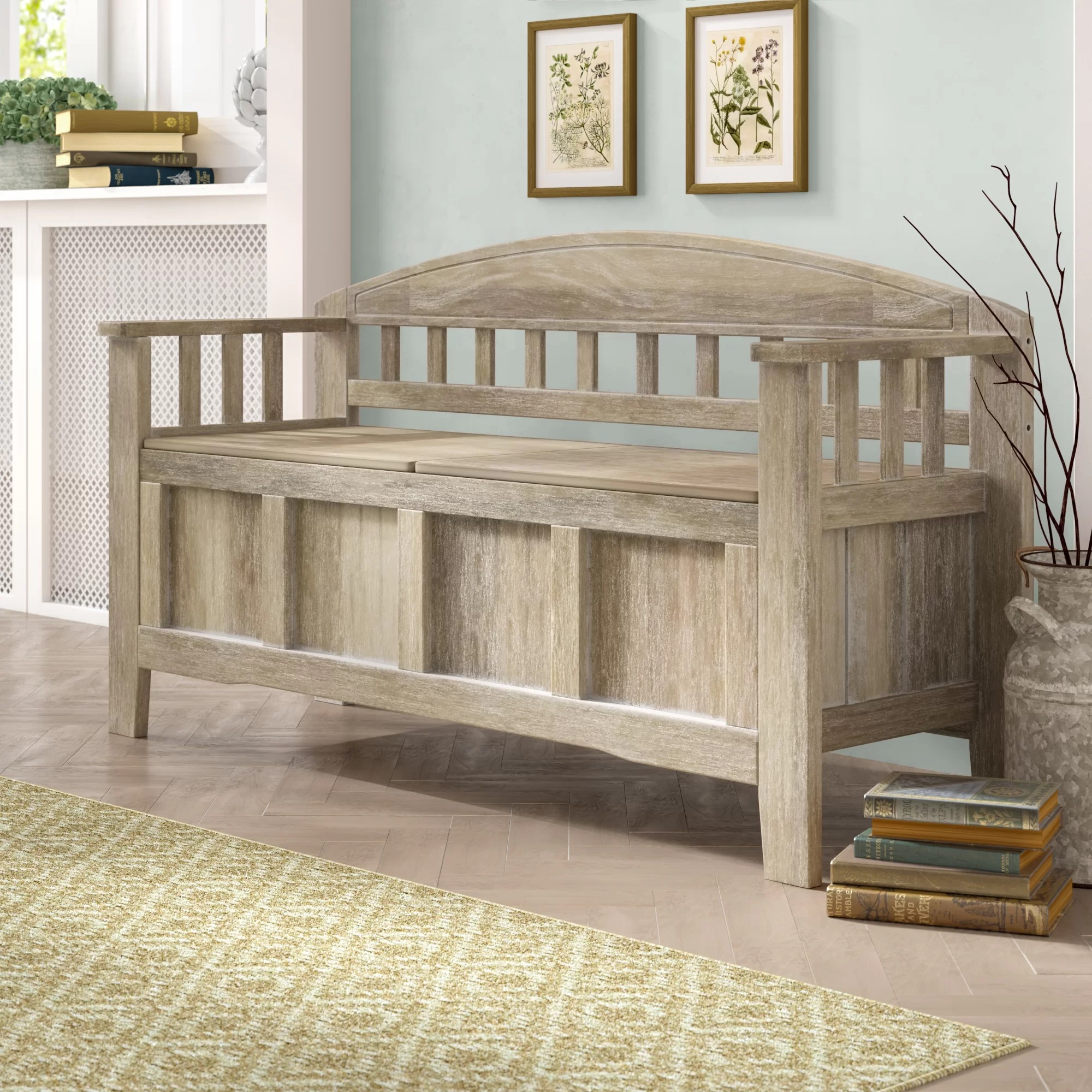 Entryway Wooden Benches You Ll Love In 2020 Wayfair