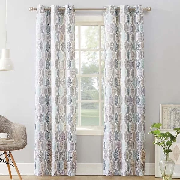 2 story curtains