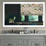 Latitude Run Gillium Modern Contemporary Bathroom Vanity Mirror Reviews Wayfair