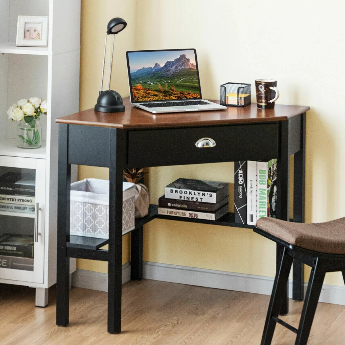 Black Corner Desks You Ll Love In 2020