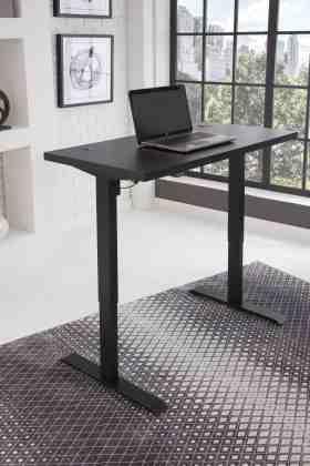 Latitude Run Iljan Height Adjustable Standing Desk Wayfair