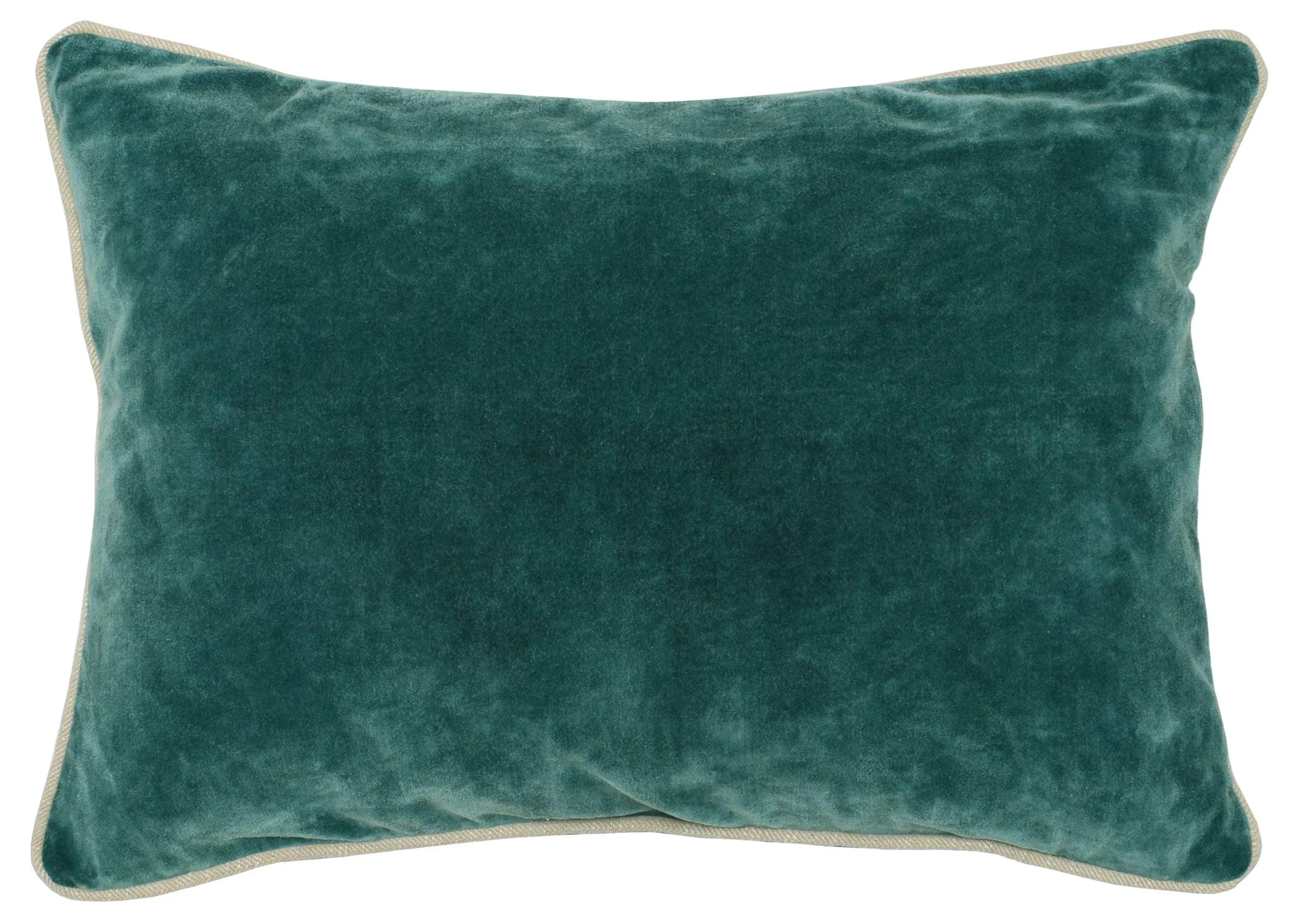 green velvet throw pillows free