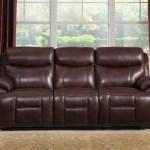 Coja Sakado Power Reclining Leather Sofa With Adjustable Headrest Wayfair