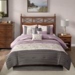King Size Purple Comforters Sets You Ll Love In 2021 Wayfair