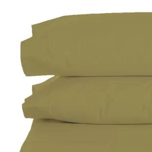 macias super soft 1800 thread count pillow case set of 2