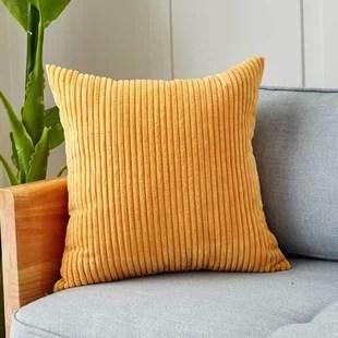 henri square pillow cover insert set of 2