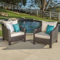 Wolfhurst Patio Chair with Cushion