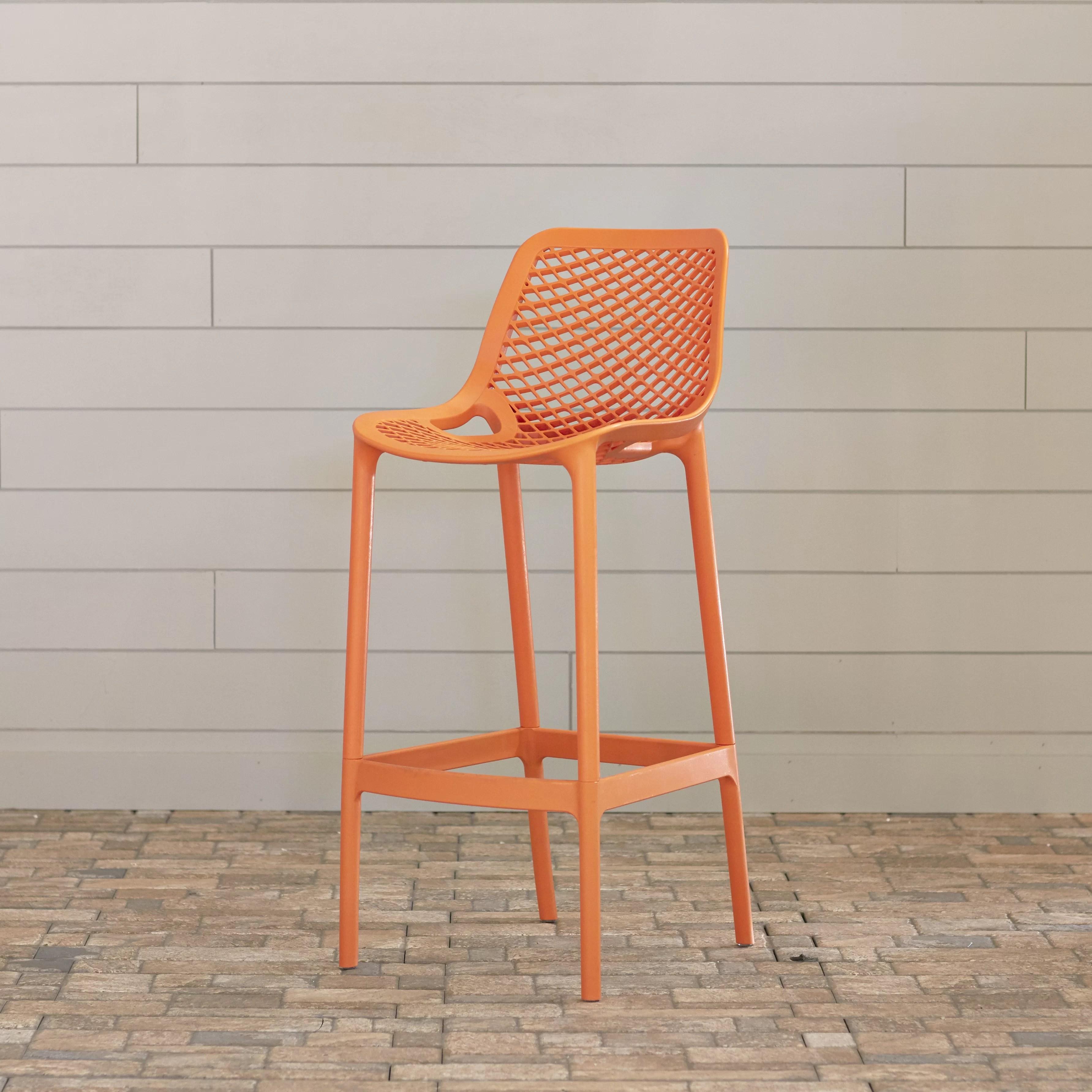 outdoor bar stools wayfair
