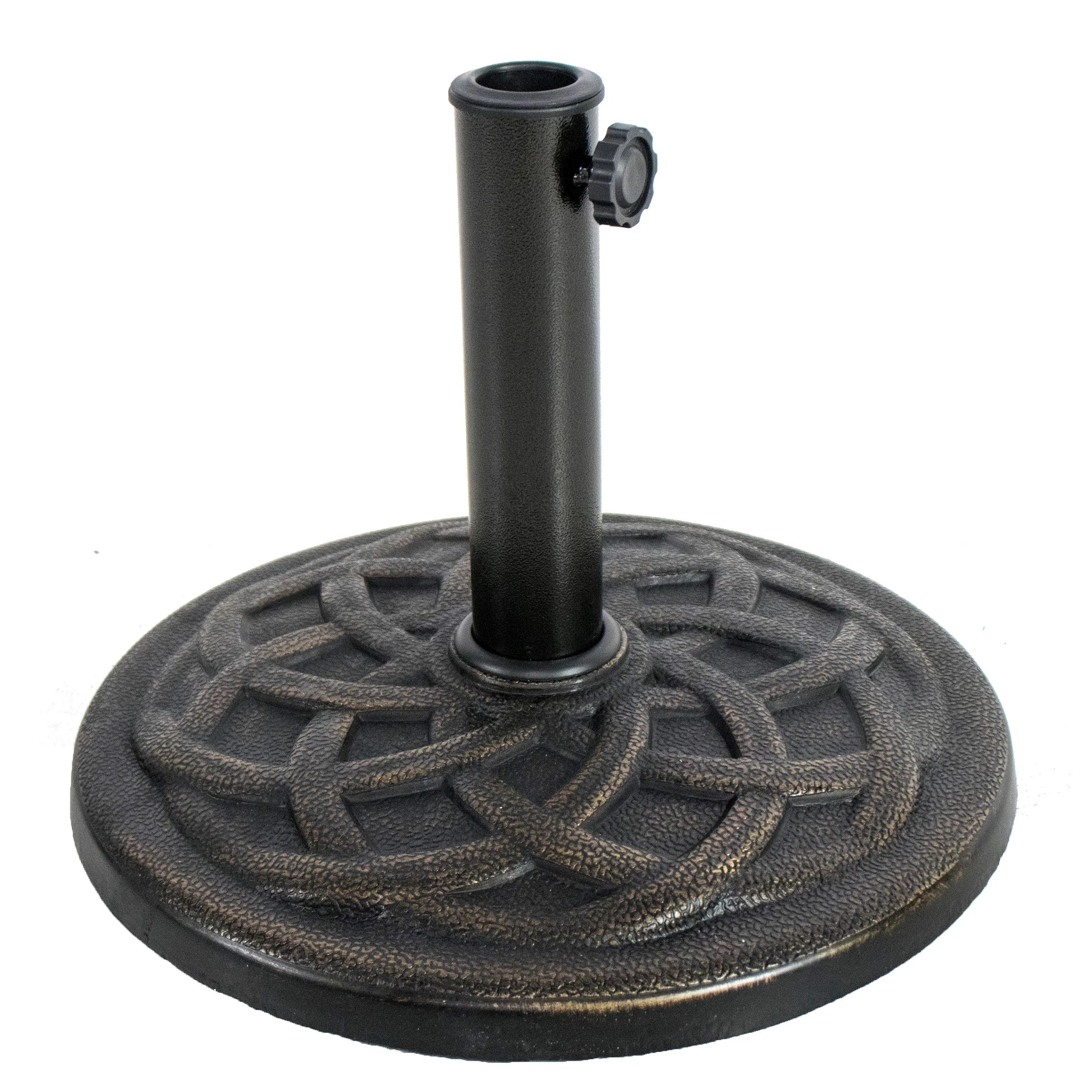patio umbrella stands bases up to