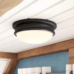 burtundy 2 light 12 99 simple bowl flush mount