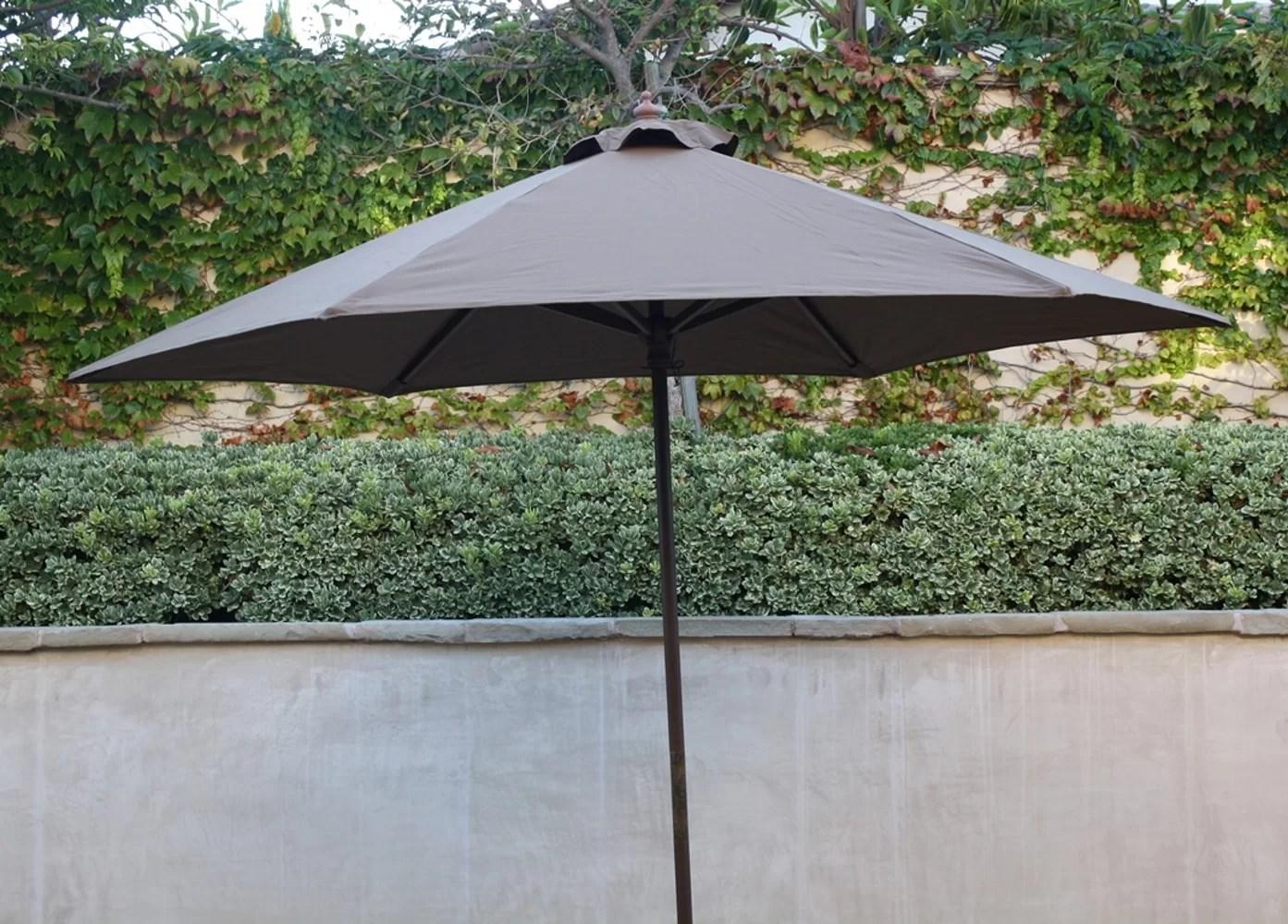 market patio umbrella 6 rib replacement cover