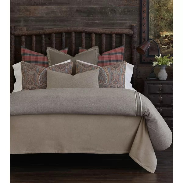 taupe comforters
