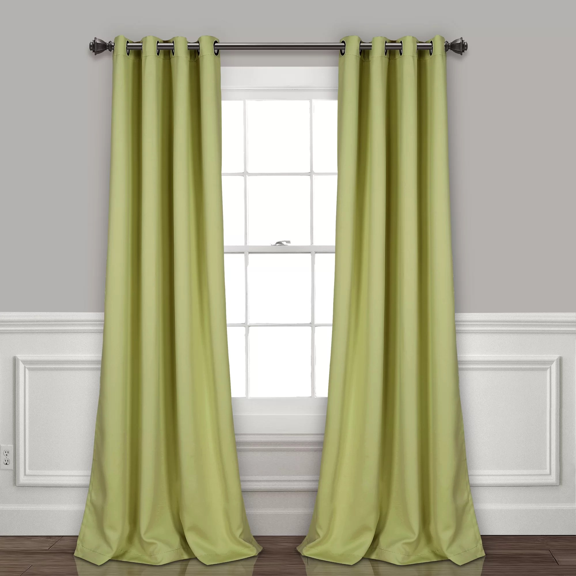 green curtains drapes you ll love in