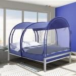 Alvantor Mosquito Net Bed Canopy Tent Privacy Space Indoor Curtains Cottage Comforter Wayfair