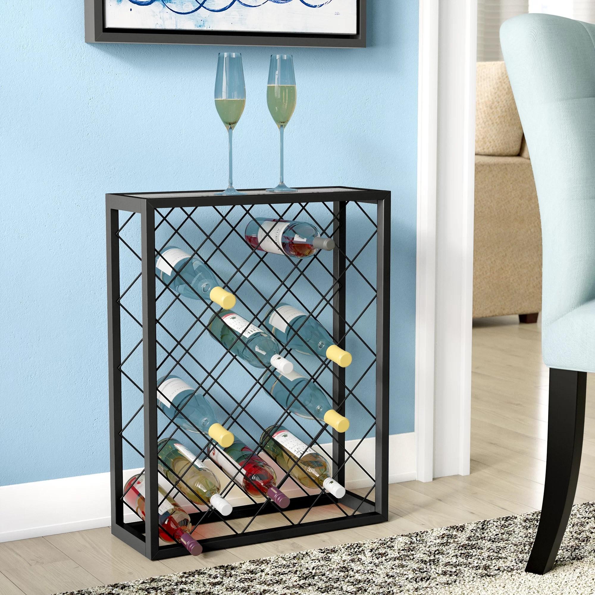 wine racks wine storage wayfair