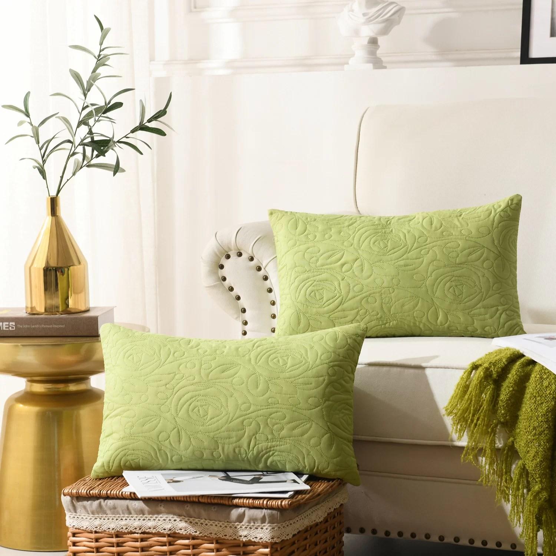 culpeper indoor outdoor floral pillow cover