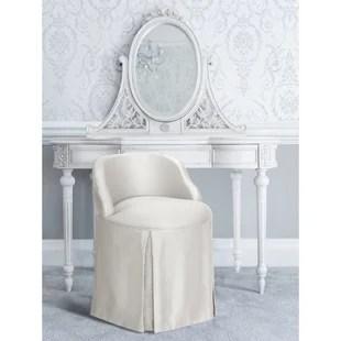zanuck vanity stool