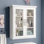 Willa Arlo Interiors Whipple 20 5 W Wall Mounted Bathroom Cabinet Reviews Wayfair
