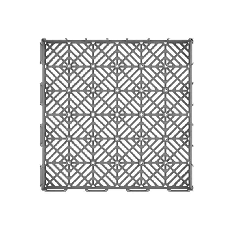 interlocking diamond pattern flooring patio and deck tiles