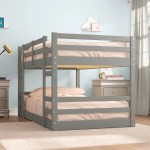 Harriet Bee Kemah Twin Bunk Bed Reviews