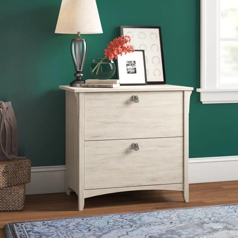 Salina 2-Drawer Lateral Filing Cabinet