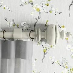 128 inch curtain rod wayfair