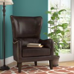 Bramhall 20 4 Wingback Chair