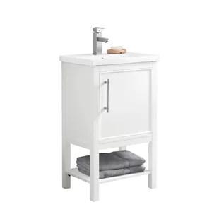 jewell 20 single bathroom vanity set