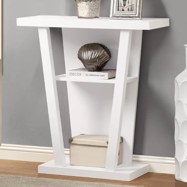 Narrow Entry Hall Table Wayfair