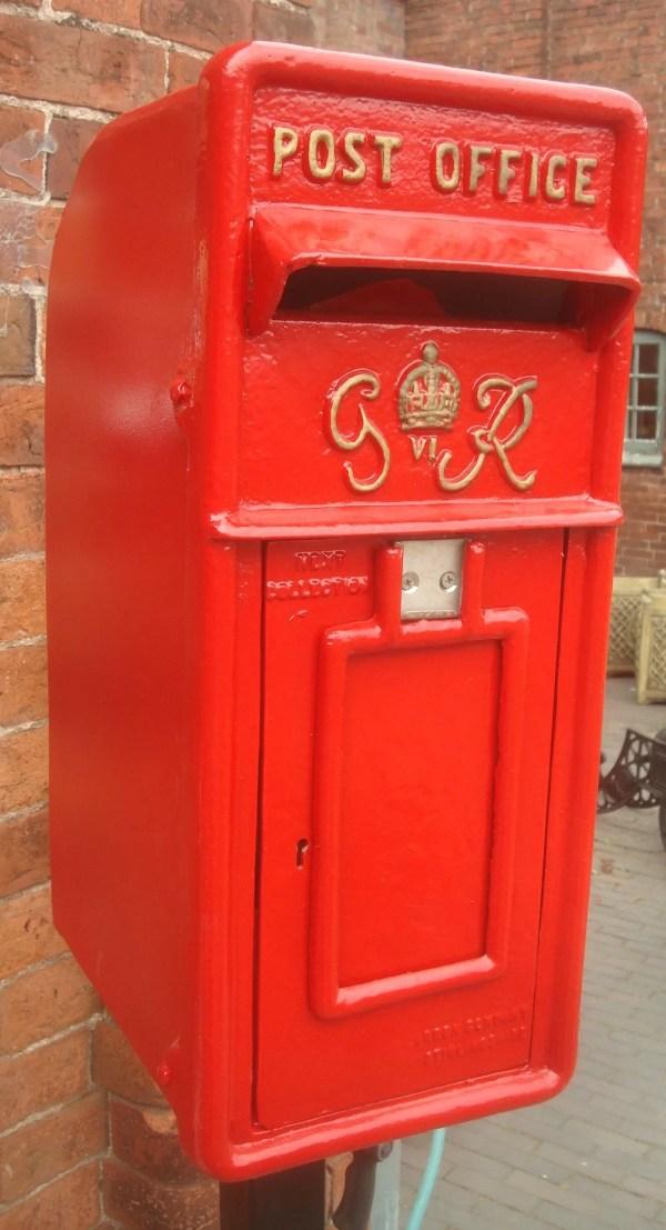 letter box # 7