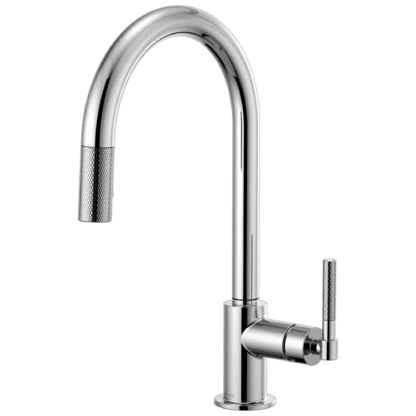 luxury 1 hole kitchen faucets perigold