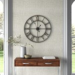 Modern Contemporary Wall Clocks You Ll Love In 2020 Wayfair