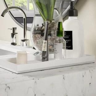 vanity trays wayfair