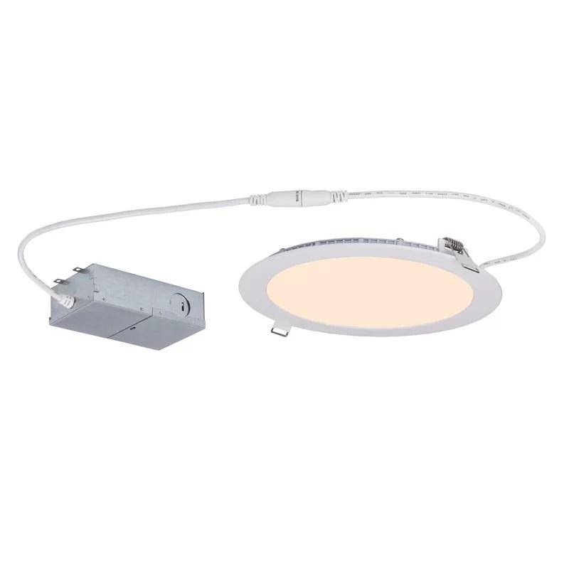 8 led retrofit recessed lighting kit
