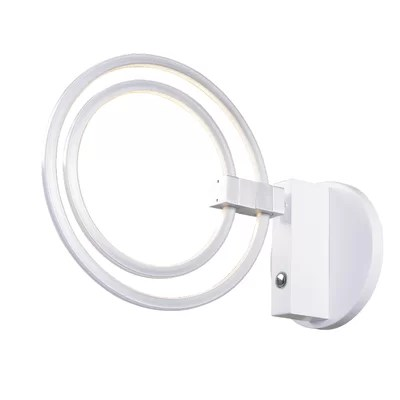 Non Hard Wired Wall Sconce | Wayfair on Non Wired Wall Sconces id=14184