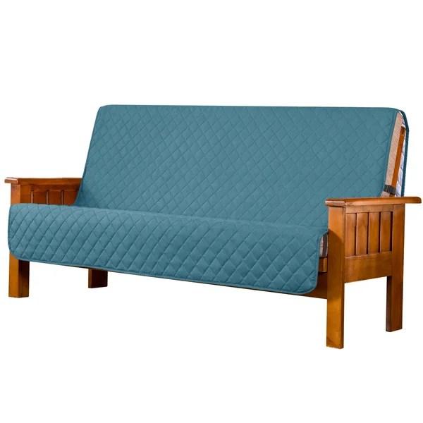 armless sofa cover