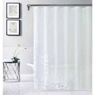 sheer shower curtains shower liners